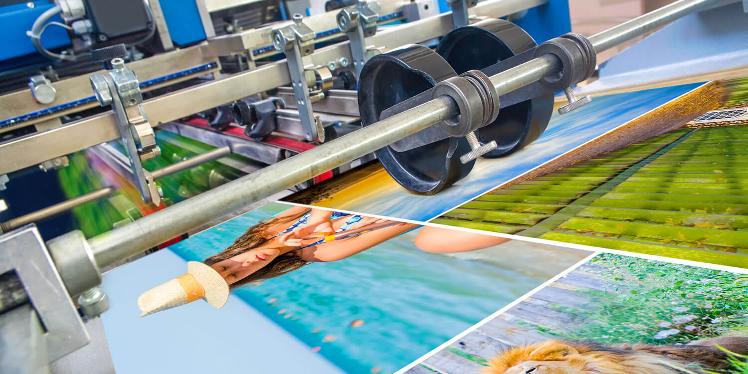 Digital Printing & Finishing