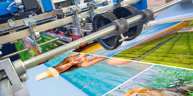Digital Printing & Finishing